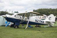 N27MA @ KOSH - Aviat A-1B Husky  C/N 2397, N27MA
