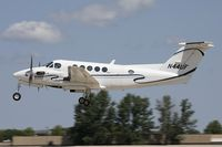 N44UF @ KOSH - Beech 200 Super King Air  C/N BB-36, N44UF