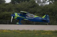 N82BW @ KOSH - Pitts Model 12  C/N 106, N82BW