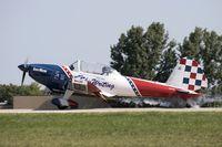 N260DC @ KOSH - De Havilland Canada DHC-1B-2-S5 Chipmunk Sky Dancer  C/N 180-218, N260DC