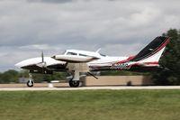 N310CJ @ KOSH - Cessna 310R  C/N 310R0223, N310CJ