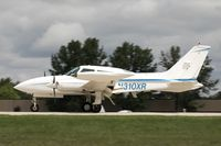 N310XR @ KOSH - Cessna 310R  C/N 310R0626, N310XR