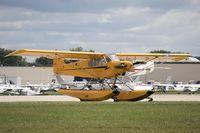 N418BD @ KOSH - Piper Supreme Cub (replica)  C/N 66, N418BD