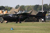 N424AF @ KOSH - Cessna O-2A Super Skymaster  C/N 337M-0130, N424AF