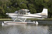 N481H @ KOSH - Cessna 185 Skywagon  C/N 185-0116, N481H
