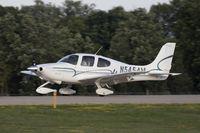 N545M @ KOSH - Cessna 340A  C/N 340A1041, N545M