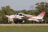 N556RT @ KOSH - Cessna 310P  C/N 310P0077, N556RT
