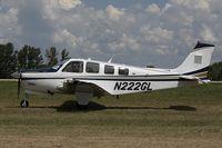 N222GL @ KOSH - Raytheon G36 Bonanza  C/N E-3763, N222GL