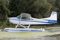 N1573F @ KOSH - Cessna 185D Skywagon  C/N 185-0949, N1573F