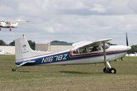 N1678Z @ KOSH - Cessna 185A Skywagon  C/N 1850470, N1678Z