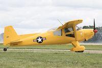 N2140B @ KOSH - Luscombe T-8F Observer  C/N 6567, N2140B