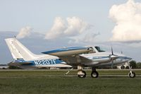 N2207F @ KOSH - Cessna 310L  C/N 310L-0007, N2207F - by Dariusz Jezewski www.FotoDj.com