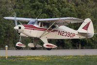 N2390P @ KOSH - Piper PA-22-150 Tri-Pacer  C/N 22-2781, N2390P