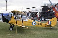 N667EA @ KOSH - De Havilland Canada DH-82C Tiger Moth  C/N DHC1667, N667EA