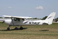 N714UF @ KOSH - Cessna 152  C/N 15279438, N714UF