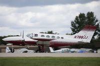N788JJ @ KOSH - Cessna 421B Golden Eagle  C/N 421B0851, N788JJ