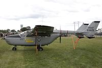N815D @ KOSH - Cessna M337B  C/N 337-M0423, N815D