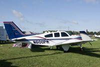 N600PM @ KOSH - Beech 95-B55 Baron  C/N TC-2082, N600PM