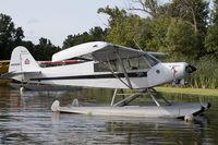 N4068A - Piper PA-19 (L-18C) Super Cub  C/N 18-2121, N4068A