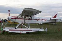 N4273S - Piper PA-18 Super Cub  C/N 18-7118, N4273S