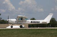 N4888H - Cessna 152  C/N 15283999, N4888H