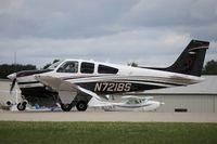 N7218S - Beech F33A Bonanza  C/N CE-1051, N7218S