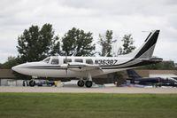 N36387 @ KOSH - Piper Aerostar 600  C/N 6008778161249, N36387