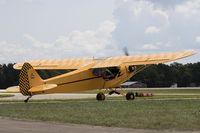 N42584 @ KOSH - Piper J3C-65 Cub  C/N 14865, N42584