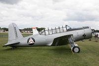 N54822 @ KOSH - Convair BT-13B Valiant  C/N 79-947, N54822