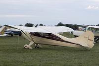 N85814 @ KOSH - Aeronca 11AC Chief  C/N 11AC-222, N85814