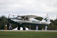 N9639D @ KOSH - Piper PA-22-150 Tri-Pacer  C/N 22-6552, N9639D