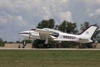 N98937 @ KOSH - Cessna 310R  C/N 310R0655, N98937