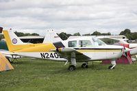 N24029 @ KOSH - Beech B19 Sport 150  C/N MB-840, N24029