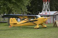 N33712 @ KOSH - Aeronca 65C Chief  C/N CA12971, NC33712