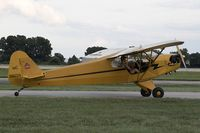 N3920A @ KOSH - Piper J3C-65 Cub  C/N 4949, NC3920A