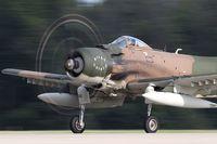 N39606 @ KOSH - Douglas AD-6 Skyraider  C/N 10838 (139606), NX39606