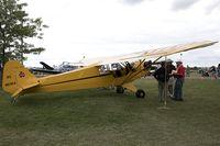 N88354 @ KOSH - Piper J3C-65 Cub  C/N 15972, NC88354