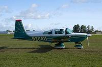 N26411 - American Aviation AA-5A Cheetah  C/N AA5A0571, N26411