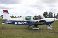 N74630 - American Aviation AA-5B Tiger  C/N AA5B-0302, N74630