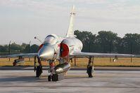 46 @ LFSI - Dassault Mirage 2000-5F, Flight line, St Dizier-Robinson Air Base 113 (LFSI) Open day 2017 - by Yves-Q