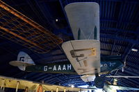 G-AAAH @ SCIM - On display at the Science Museum, London. - by Graham Reeve