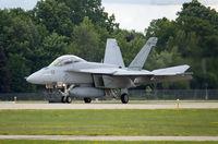 166454 - F/A-18F Super Hornet 166454 AC-113 from VFA-32 Swordsmen  NAS Oceana, VA