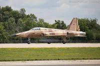 761557 - F-5N Tiger II 761557 AF-112 from VFC-111 Sundowners  NAS Key West, FL