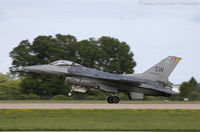93-0540 - F-16CJ Fighting Falcon 93-0540 SW from 55th FS Fighting Fifty Fifth 20th FW Shaw