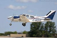 C-GCVT - Beech E55 Baron  C/N TE-1197, C-GCVT
