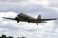 C-GDAK - Douglas DC-3-G202A/C-47 Dakota Canucks Unlimted  C/N  2141, C-GDAK