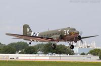 N47TB - Douglas DC-3C  C/N 12693, N47TB