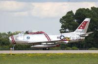 N50CJ - Canadair F-86E MK.6 Sabre  C/N 381, N50CJ
