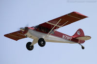 N71HY - Aviat A-1B Husky  C/N 2088, N71HY