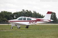 N14JP - Beech F33C Bonanza  C/N CJ-177, N14JP